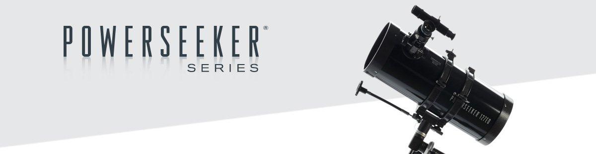 Alege un telescop Powerseeker